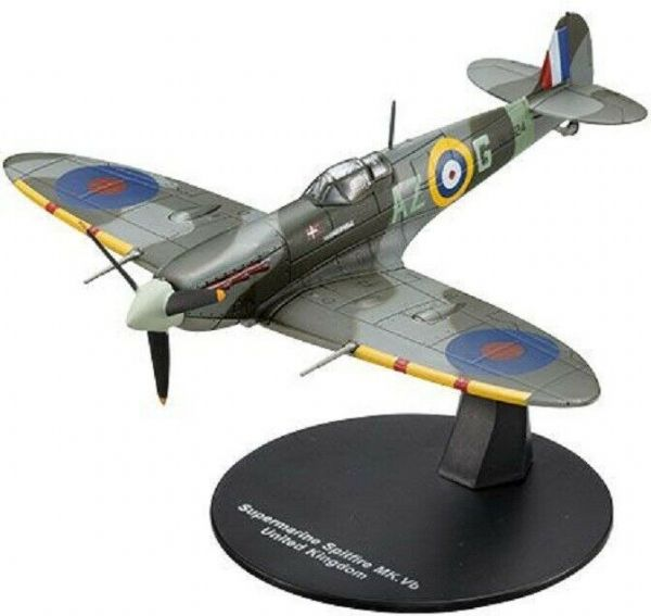 LG09 1/72 Scale  Supermarine Spitfire Fighter MK5-b British RAF World War II